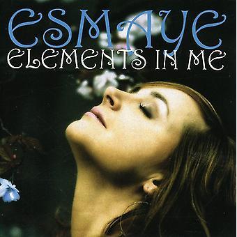 Esmaye - elementer i mig [CD] USA importerer