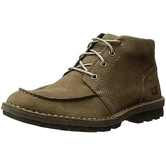 Caterpillar Mens Chukka Suede Closed Toe Ankle