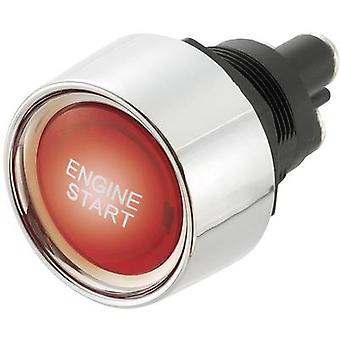 Car pushbutton 24 Vdc 25 A 1 x Off/(On) momentary