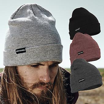 Chapeau d'hiver urbains classiques - FLAP BASIC Beanie unisexe