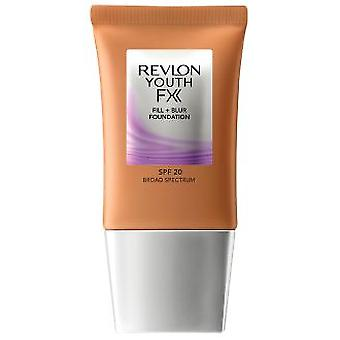 Revlon Youthfx fill + blur foundation spf20 #405-almond 30 ml (Make-up , Face , Bases)