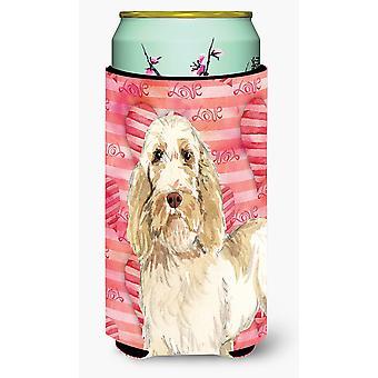 Love a Spinone Italiano Tall Boy Beverage Insulator Hugger