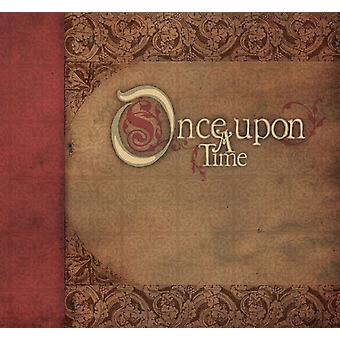 Once Upon A Time Postbound Album with Glitter 12