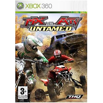 MX vs ATV utæmmet (Xbox 360)