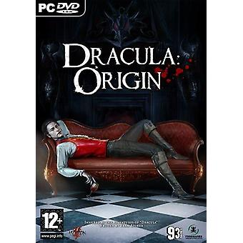 Dracula Origin PC DVD Game