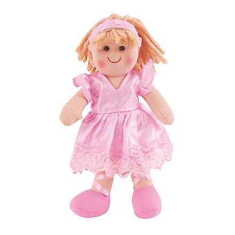 Bigjigs Toys Lily 28cm Puppe