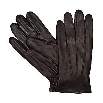 Cabra de LLOYD para hombre guantes guantes cuero marrón 6442