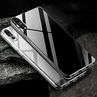 Silikoncase прозрачный 0,3 мм ультра тонкий чехол для Huawei P20 за чехол