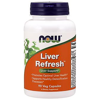 Now Foods Liver Refresh 90 Cápsules (Vitamins & supplements , Special supplements)