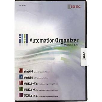 Software PLC Idec SmartAXIS SW1A-W1C