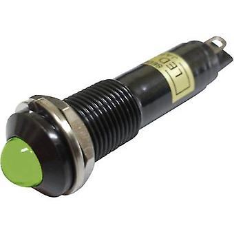 LED indicator light Green 24 Vdc