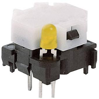 Marquardt 6425.4131 Pushbutton 28 V 0.1 A 1 x Off/(On) momentary 1 pc(s)