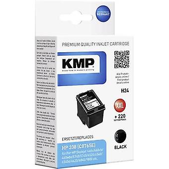 KMP Ink replaced HP 338 Compatible Black