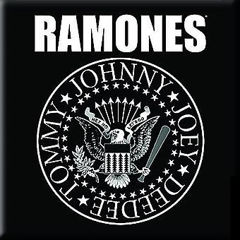 Ramones уплотнение стальной Холодильник магнит