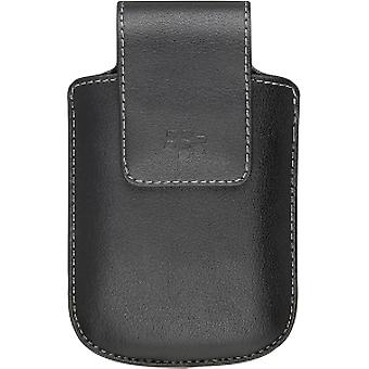 5 Pack -OEM BlackBerry Curve 3G 8900 Synthetic Swivel Holster with Belt Clip. Black