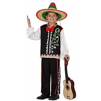 Pour enfants costumes costume mexicain de Mariachi de garçons pour les garçons