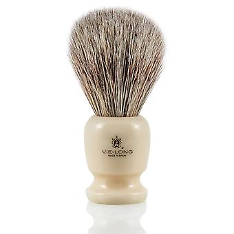 Vie-Long Mix 14834 Badger e crine di cavallo pennello da barba