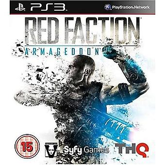 Red Faction Armageddon PS3 Game