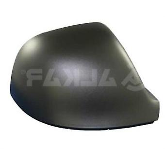 Right Driver Side Mirror Cover (black) for VW TRANSPORTER mk6 Van 2015-2019