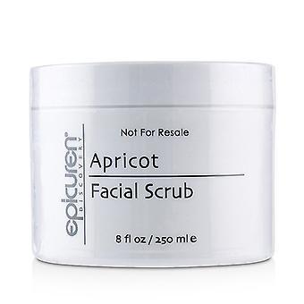 Epicuren Apricot Facial Scrub - For All Skin Types Except Acneic & Rosacea (salon Size) - 250ml/8oz