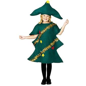 Christmas Tree Costume, Child.  Small Age 3-5