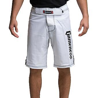 Gameness Flex Shorts White