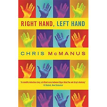 Right Hand - Left Hand by Chris McManus - 9780753813553 Book