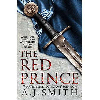El príncipe rojo por A. J. Smith - libro 9781784080884
