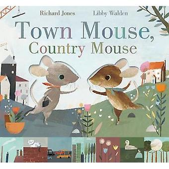 Town Mouse - Country Mouse by Libby Walden - 9781848576568 Book
