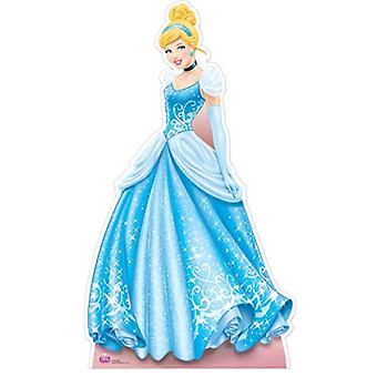 Cinderella Disney Princess kartong släppandet / stående