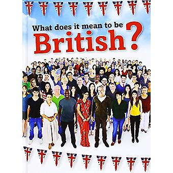 O que significa ser britânico? por Nick Hunter - livro 9781474740593