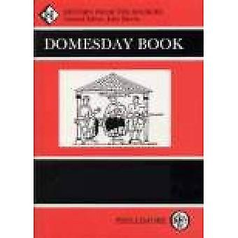 The Domesday Book: Northamptonshire (Domesday Books (Phillimore))