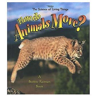 Cómo los animales se mueven