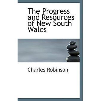 Los avances y recursos de Nueva Gales del sur