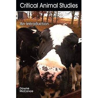 Estudos críticos do Animal: Uma introdução