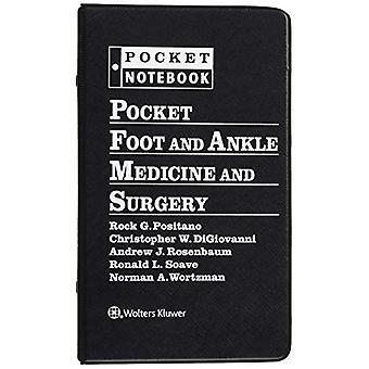 Zak voet en enkel geneeskunde en chirurgie
