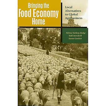 Portare il cibo a casa economia: alternative locali a Global Agribusiness
