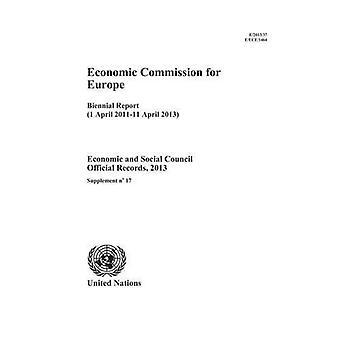Tweejaarlijks verslag van de Economische Commissie voor Europa (1 April 2011-11 April 2013)