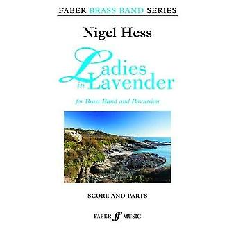 Ladies in Lavender - Theme: Brass Band Score and Parts