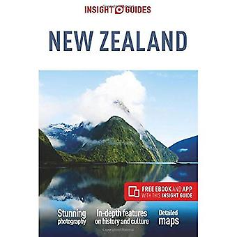 Insight Guides New Zealand:� (Travel Guide with . Insight Guides)
