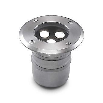 Aqua da incasso in acciaio inox subacquea LED Light - Leds-C4-9792-CA-55cm