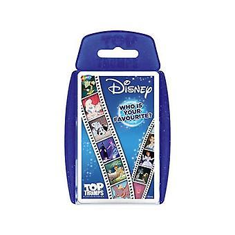 Top troeven Disney klassiekers Specials kaartspel