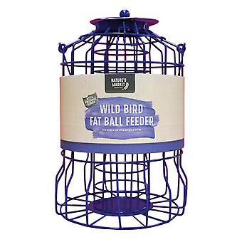 Naturen Markt BF007FB Eichhörnchen Guard Suet Fett Ball Wild Bird Feeder