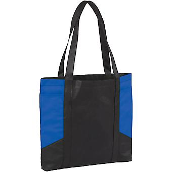 Bullet Colour Panel Tote (Pack of 2)
