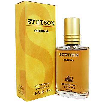 Stetson for mænd af coty 1,5 oz 44 ml eau de cologne spray