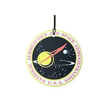 Nasa Seal Car Air Freshener