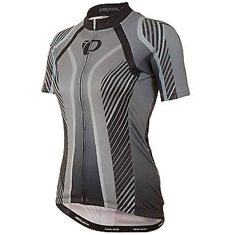 Pearl Izumi Smoked Pearl Whirl Elite Pursuit LTD Womens Short Sleeved Cycling Je