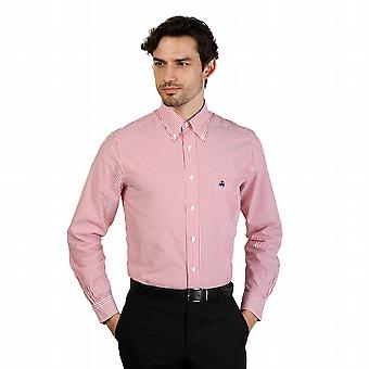 Brooks Brothers Shirts 100047771 Men red
