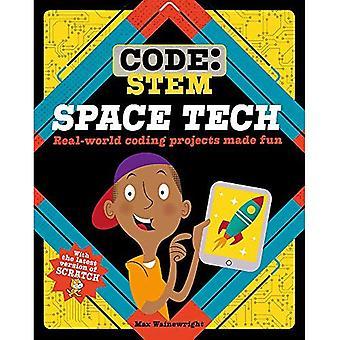 Kod: STEM: rymden Tech (kod: STEM)