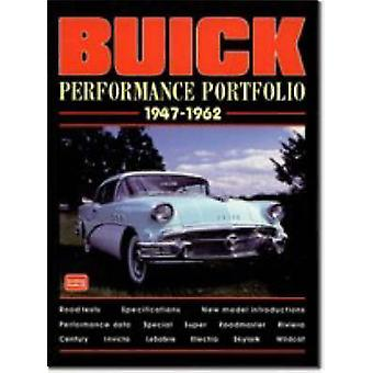 Buick Performance Portfolio 1947-62 - A Compilation  of Road Tests - D